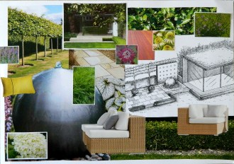 Landscape Mood Board