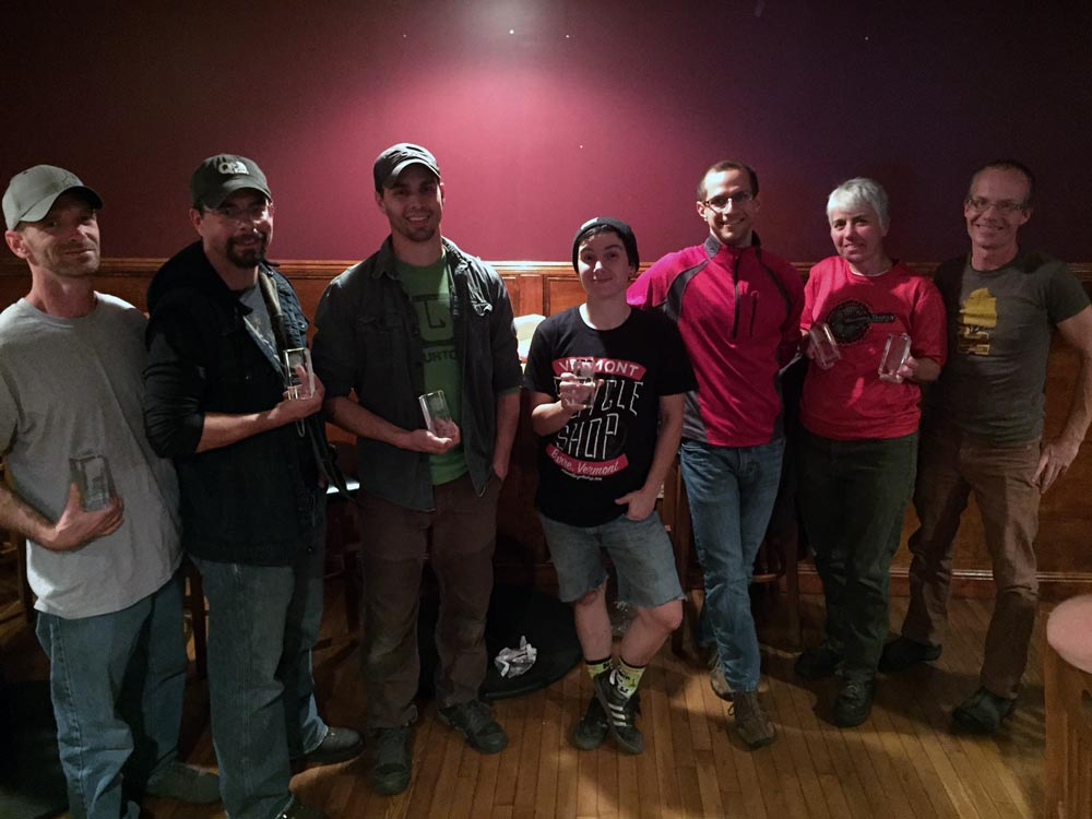 Trails Crew Awards Winners and Election Results