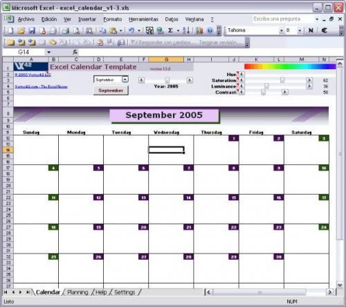 Descargar Programas de Calendarios Programas de Calendarios