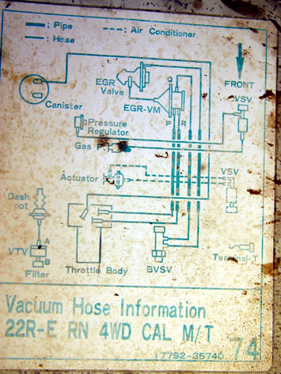 vacuum diagram for \u002787 pickup - YotaTech Forums