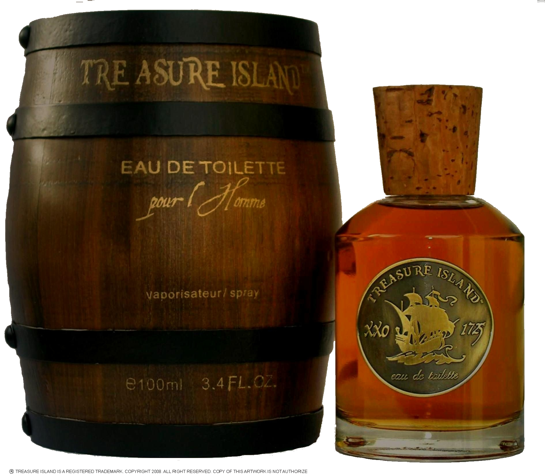 Treasure Island Perfume