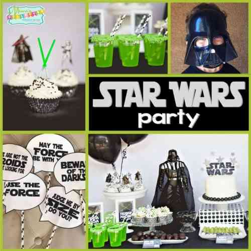 Medium Crop Of Star Wars Party