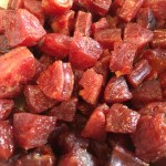 Crispy Nuggets of Chinese Sausage