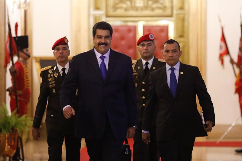 (FOTOS) Presidente Maduro recibió cartas credenciales a embajadores