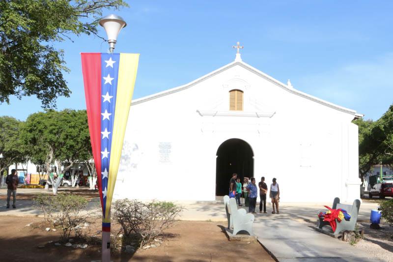(EN FOTOS) Al cumplirse 200 años, Santa Ana de Nueva Esparta