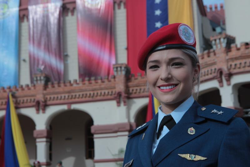 Presidente Maduro asciende a oficiales de la Guardia de Honor Presidencial