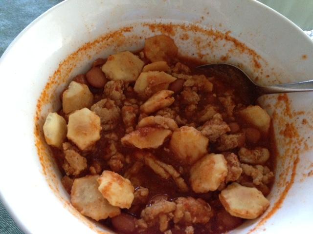 Chili con Pollo for the MIND diet