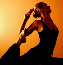 Yoga - Mindfulness in Motion