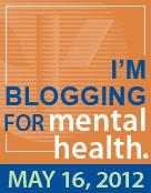 APA Blogging for Mental Health Day 2012