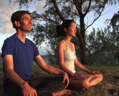 Michael-Sandler-Jessica-Lee-mindful-breathing-meditation-runners