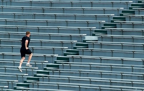 running-stairs-training-routine