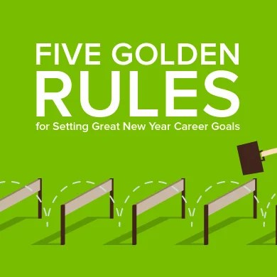 Five Golden Rules for Successful Goal Setting - from MindTools
