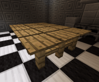Kitchen Table (Wicker Style)