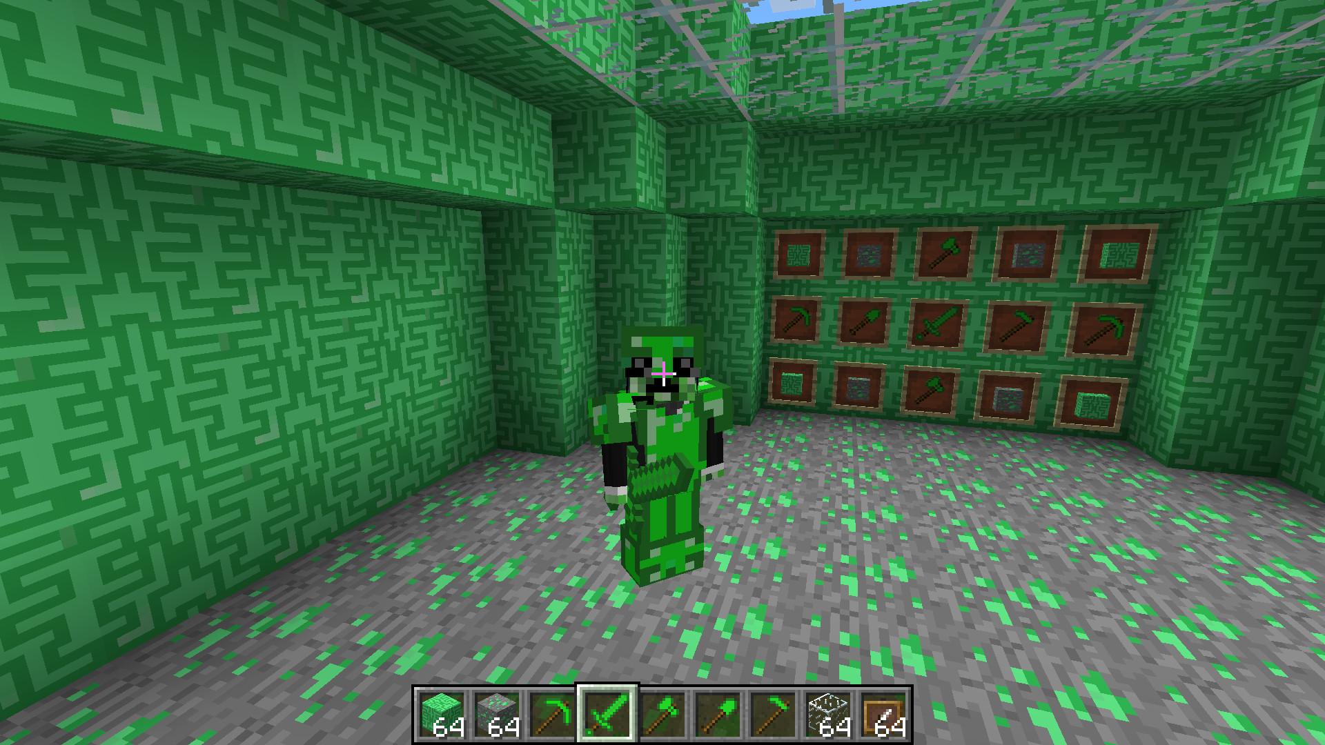 Go Launcher 3d Wallpaper Emerald Mod 1 8 9 1 8 1 7 10 1 7 2 1 6 4 Minecraft