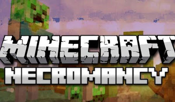The Necromancy Mod for Minecraft 1.7.2 and 1.7.10