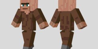 Villager Skin for Minecraft