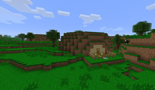 The Lord of the Rings Mod for Minecraft 1.7.10 and 1.7.2