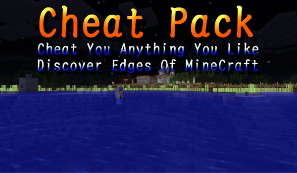 Cheat Pack Mod for Minecraft 1.2.5