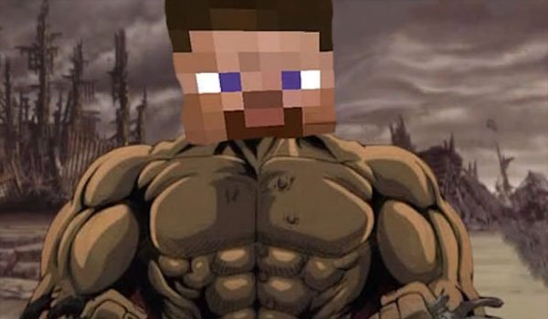 Kenshiro Mod for Minecraft 1.7.2 and 1.6.4