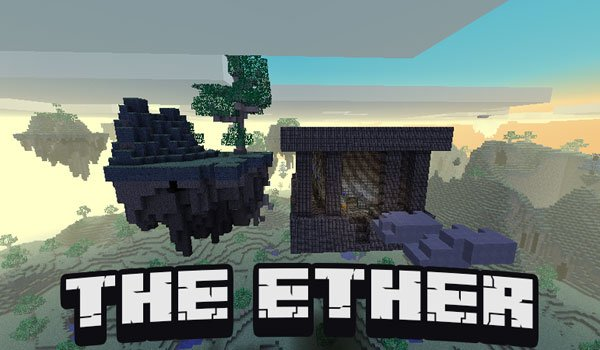 The Ether Mod for Minecraft 1.7.2 and 1.7.10