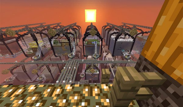 The Adventure Multiplex Map for Minecraft 1.6.2
