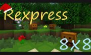 Rexpress Texture Pack for Minecraft 1.7.2