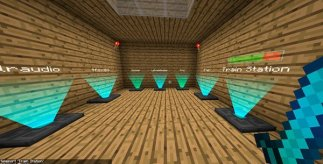 XPTeleporters Mod for Minecraft