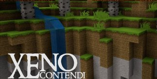 Xenocontendi Texture Pack for Minecraft