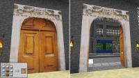 Malisis Doors