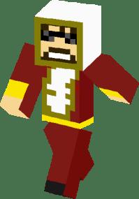 Shazzam Ssundee Skin | Minecraft Skins