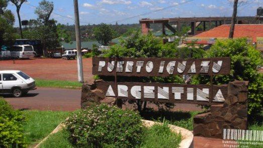 Resultado de imagem para puerto iguazu