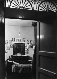 Aaron Siskind (1903 - 1991) Bedroom through Doorway ...