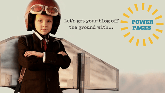 Let's get your blog off the ground with Power Pages
