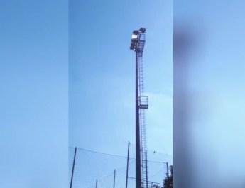 [VIDEO] CARDITO: Ecco cosa accade nello stadio comunale.