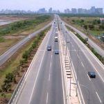 Đường song hành cao tốc Long Thành _ Dầu Giây đang được thi công