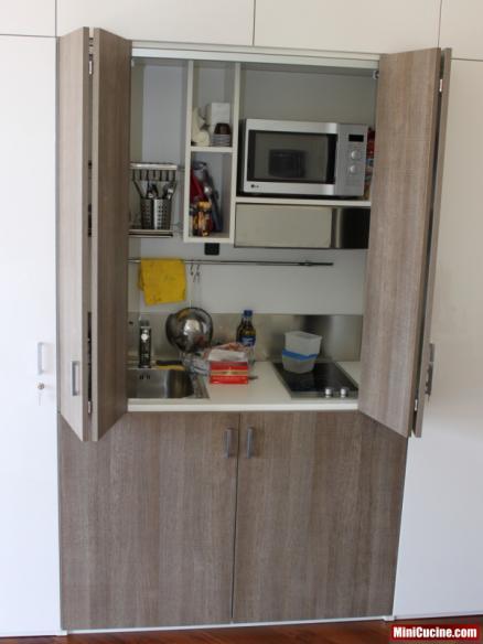 Cucina Armadio A Scomparsa. Elegant Emejing Cucine Armadio A ...