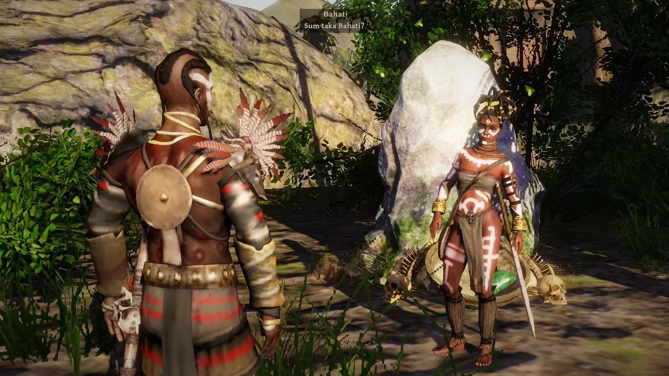Decent Girl Wallpaper Risen 3 Titan Lords Minigame Reviews Independent