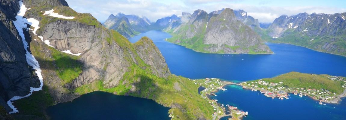 Best Hikes in the Lofoten Islands, Norway