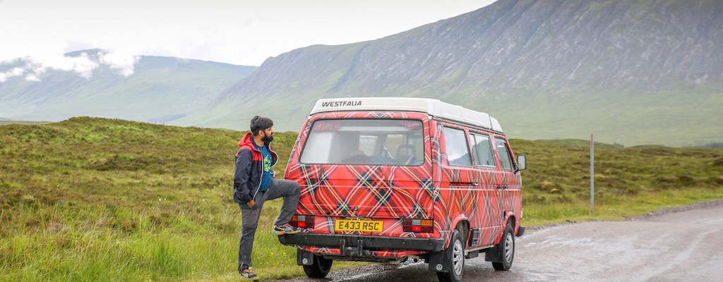 The best way to do a road trip in Scotland