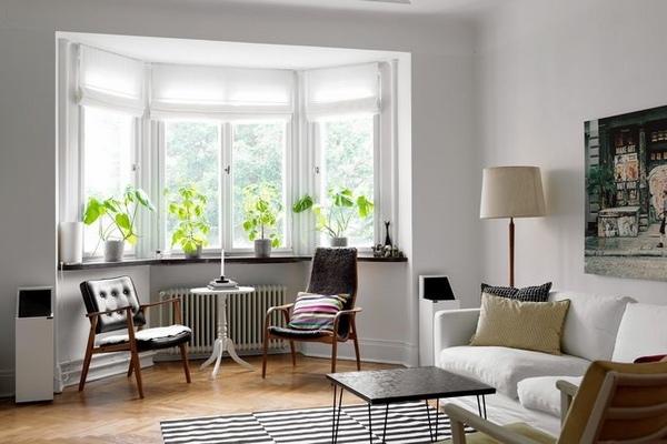 Scandinavian Style Interior In Russia Scandinavian style