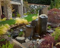 Garden water features - 75 ideas for the design of water oases