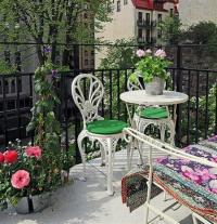 20 ideas for attractive balcony design on a budget