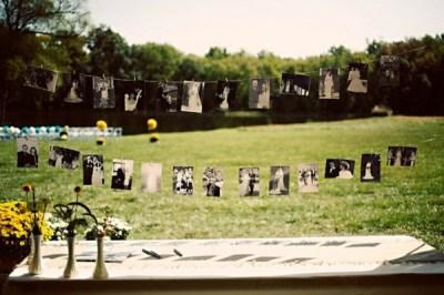 24 original ideas for your family photos wall