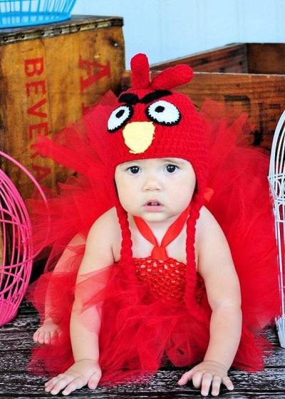 Infant Halloween costumes – how to dress up the little kids