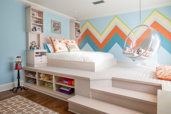 Platform bed  25 ideas for your good nights sleep
