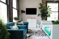 Small living room design ideas and decoration in different ...
