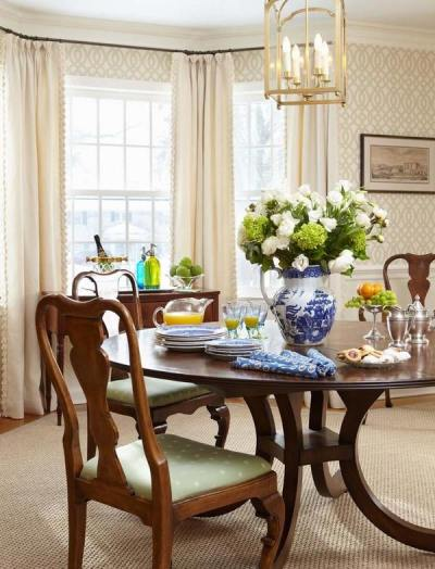 Dining room wallpaper ideas – How to choose the perfect decoration?