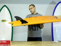 Symms Surfboards Refined Retro Fish Review