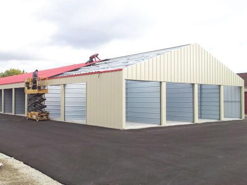Self Storage Facilities Metal Buildings  sc 1 st  Listitdallas & Storage Unit Construction - Listitdallas