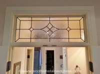 Transom Stained Glass | Minneapolis Stained Glass